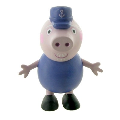 Figura ABUELO PIG 7 cms.