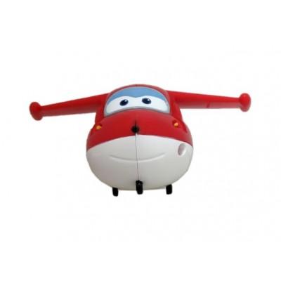 Figura JETT volando (Super Wings) 7 cms.