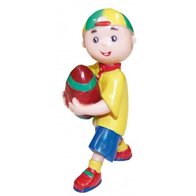 Figura CAILLOU rugby 7 cms.