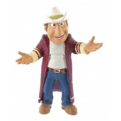 Figura FREDDY Tadeo Jones 7,7 cms.