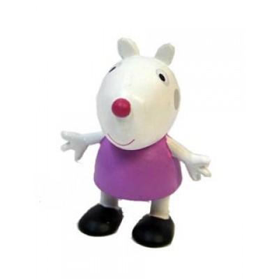 Figura amiguita oveja SUZZY 6 cms.