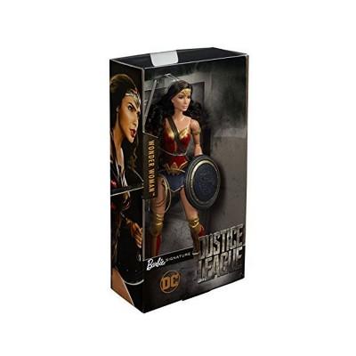 Muñeca BARBIE DC Justice League WONDER WOMAN (Limited Edition).