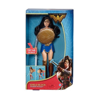 Muñeca WONDER WOMAN DC Cómics SUPERESCUDO (Limited Edition).