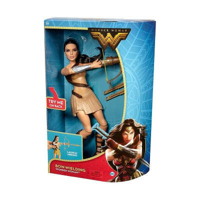 Muñeca WONDER WOMAN DC Cómics ARQUERA (Limited Edition).