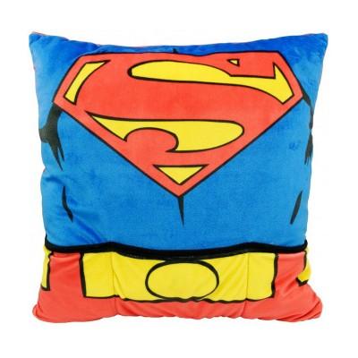 Cojín SUPER-MAN soft 40x40 cms.